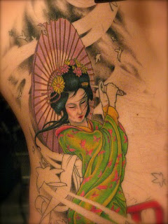 Japanese Tattoos With Image Japanese Geisha Tattoo Designs For Female Tattoo With Japanese Geisha Tattoo On The Back Body Picture 10