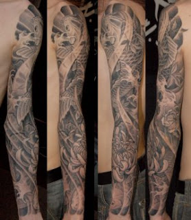 Sleeve Tattoo Designs With Image Sleeve Japanese Tattoo Picture 6