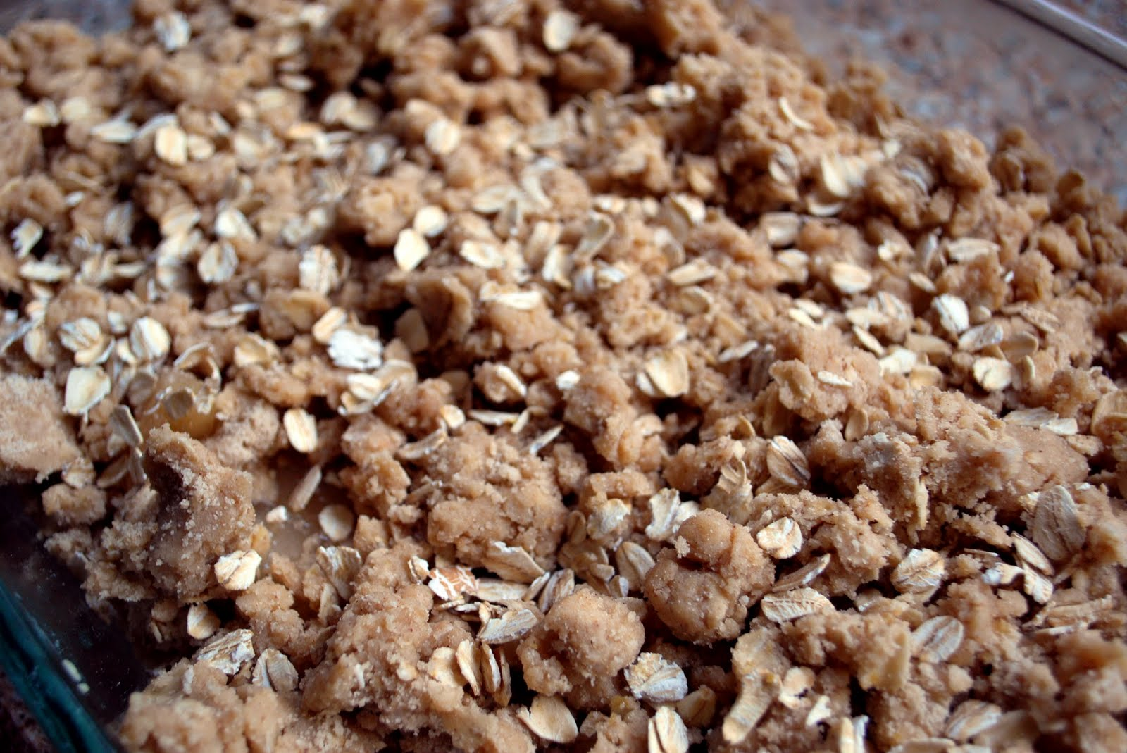 Oat Crumble Crust Recipe — Dishmaps