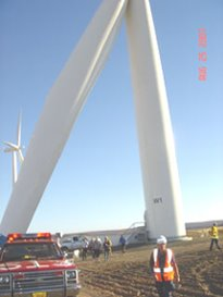 Wind Turbine Size and Scale