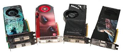 GeForce 9800 GX2 Vs 8800 GTS SLI Ultra Radeon HD 3870 X2 Benchmark