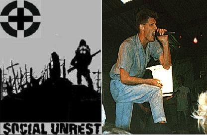 Social Unrest SU 2000