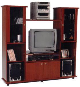 Muebles De Melamine Muebles De Tv Y Computadora