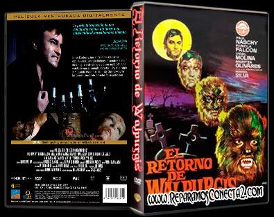 El retorno de Walpurgis | 1973 | Caratula Dvd