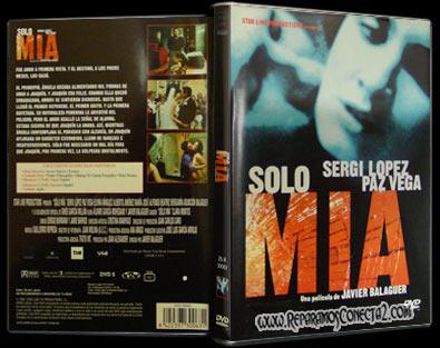 Solo mia [2001] español de España megaupload 2 links, cine clasico