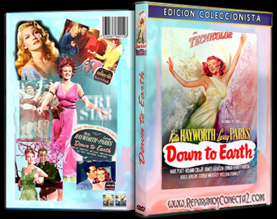 La diosa de la danza |1947 | Down to Earth | Cine clásico | Rita Hayworth