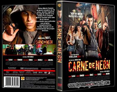 Carne de Neon [2010] español de España megaupload 2 links, cine clasico