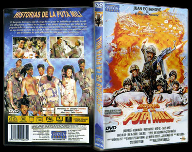 Historias de la Puta Mili [1993] español de España megaupload 2 links, cine clasico