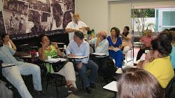 1º reunião do Articulação FSSP 2011