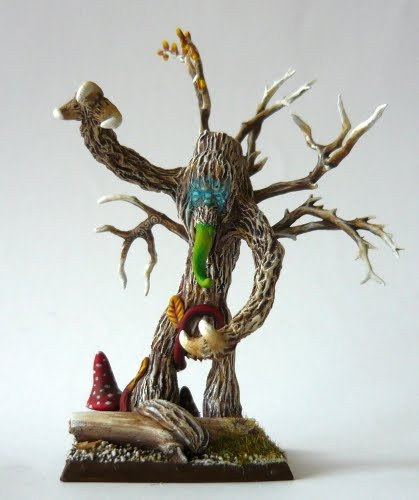 elves - Skavenblight's Wood Elves Drzewo301