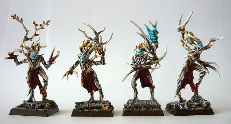 Skavenblight's Wood Elves D1