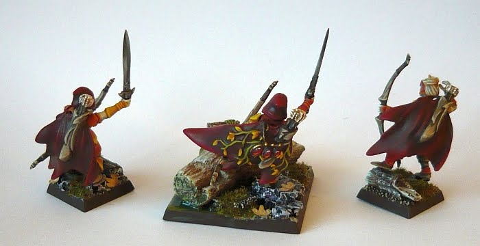 elves - Skavenblight's Wood Elves Elfy4