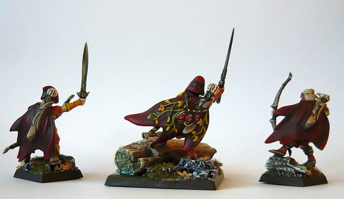 Skavenblight's Wood Elves Elfy3