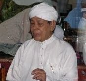 Sohibul Fadhilah Al-Alamah Al-Mursyid Syeikhuna Tuan Guru Hj Yasin Bin Hassan