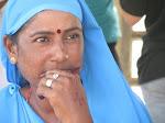 אשה הודית בג'איפור ראג'אסטן