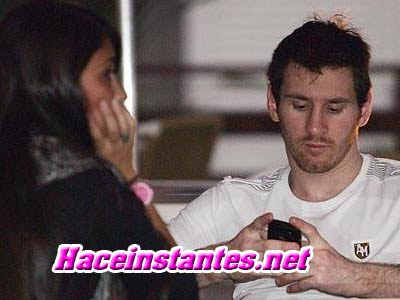 lionel messi girlfriend pictures. lionel messi girlfriend