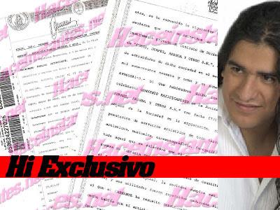 Denuncia a Ariel Pucheta el ex lider de Rafaga