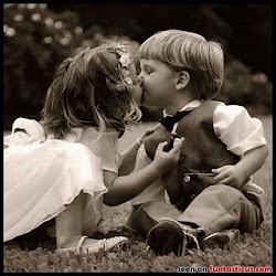 nosso beijo é e sempre será eterno!