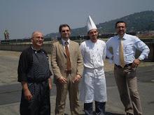La Pista del Lingotto - Chef Angelo Castrovilli