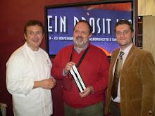 Ein Prosit 2009 – lezione di cucina con gli oli Pariani