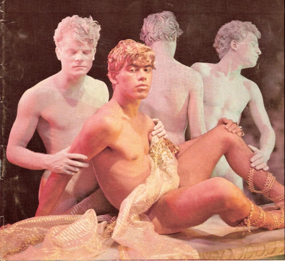 comix gay art
