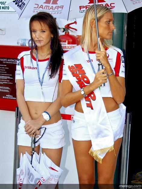 #MotoGP - Padock Girls - Misano