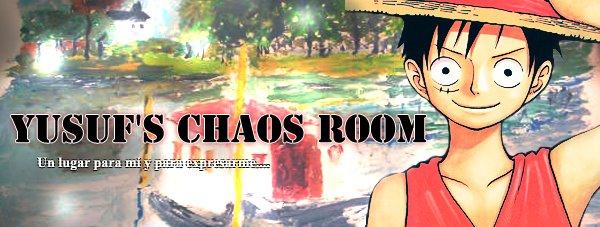 Yusuf's Chaos Room
