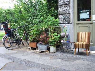 Cafe Wendel Schlesische Strasse   Berlin