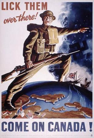 world war ii propaganda. world war 2 posters canada.