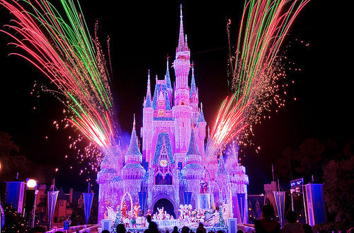 Destinos Asombrosos: MAGIC KINGDOM - ORLANDO