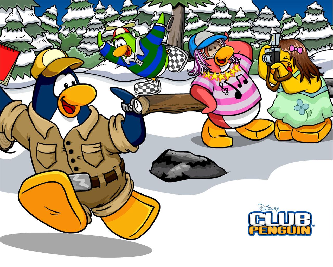 H Club Penguin Club Penguin