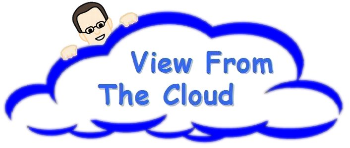 View from the Cloud