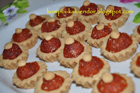 Homemade Kuih Tarts for orders