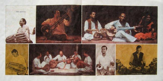Musicos de la india---ANTOLOGIA