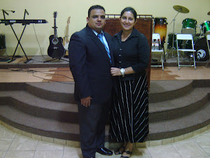 Pastores Iglesia Central Charry Pachon