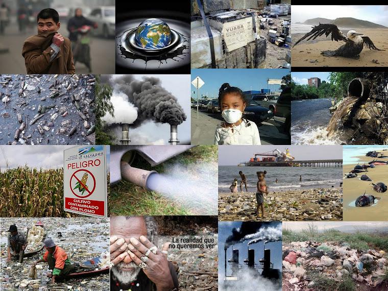 Medioambiente Contaminado