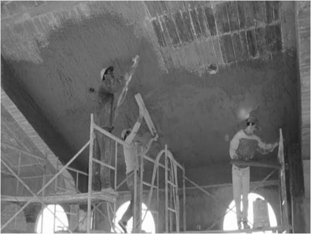Construcci N Acabados Aplanados Y Emboquillados