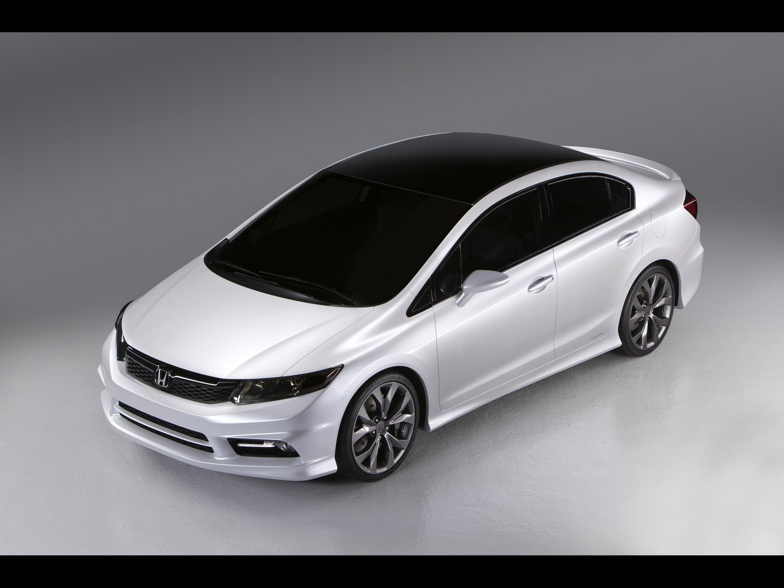 Cars Hd Wallpapers 2011 Honda Civic Concept