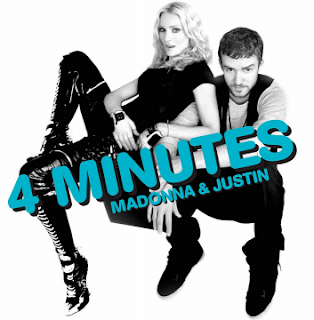 madonna 4 minutes album cover