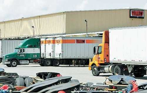 Cadillac quot of trucking terminals to be closed by yrcw