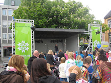 Meg konsert på Martna'n på Torvet i Trondheim. Sommer 2010