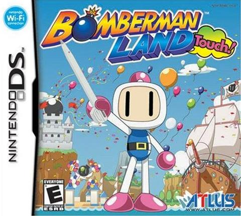 [MU] Bomberman Land Touch