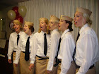 My sisters singing Boogie Woogie Bugle Boy