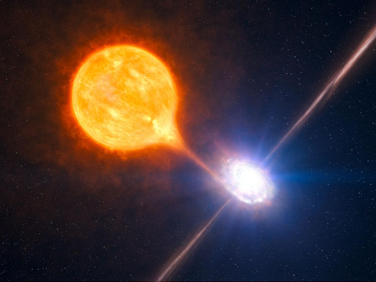 black hole real life - photo #46