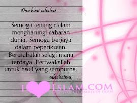 doa buat sahabat