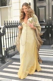 Como ir vestida a una boda hippie