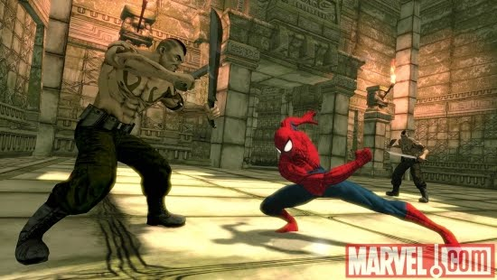Spiderman videojuegos [Megapost]
