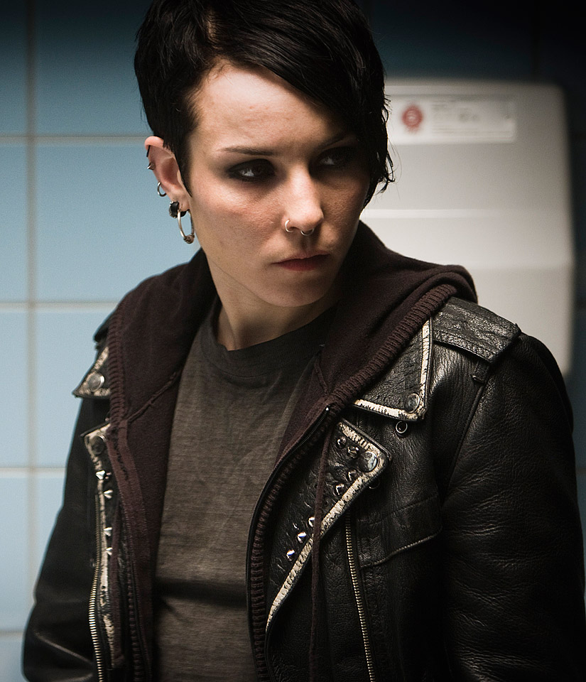 Consider, girl with dragon tattoo noomi rapace