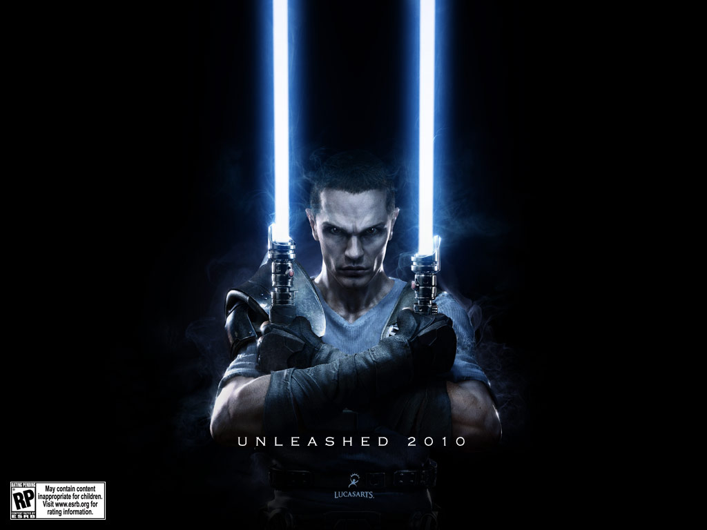 sneak peek 39 starkiller 39 stars in star wars the force unleashed ii. Black Bedroom Furniture Sets. Home Design Ideas