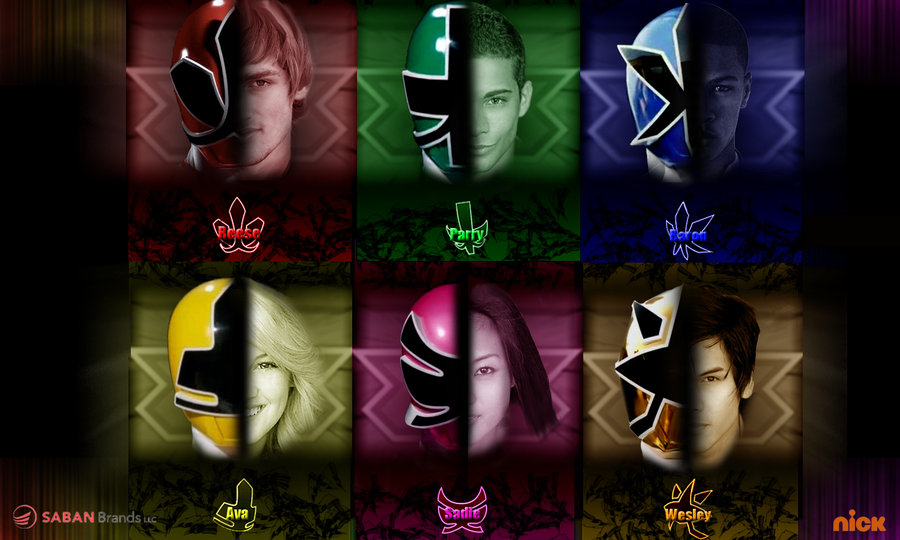 power ranger wallpaper. Suit Up For quot;Power Rangers